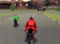 3D závody motorek