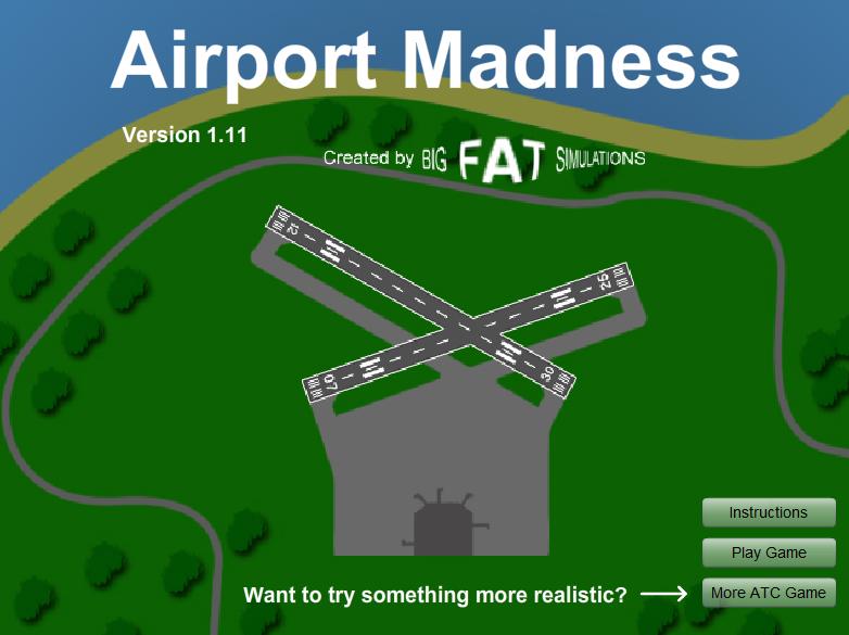 Szalone lotnisko