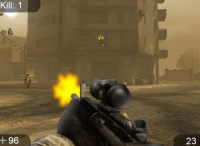 BattleField 2 - Flash Version