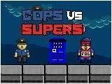 Policajti vs Superhrdinové