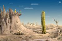 Dobrodružství na poušti