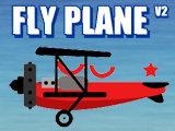 Létání letadlem