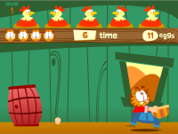 Garfield na farmie