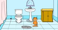 Garfield v nesnázích