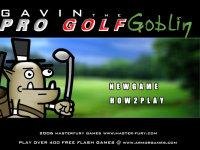 Gavin the Goblin Pro Golf