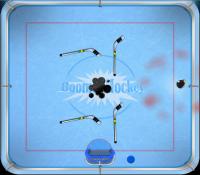 Hokej s bombou