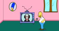 Homer v nesnázích