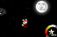 Smutny klaun