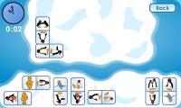 Puzzle s tučňákem