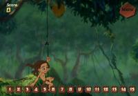 Tarzan v pralese