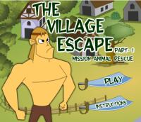 Útěk z vesnice