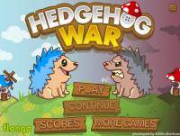 Válka ježků