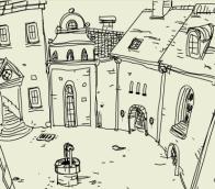Záhadné město